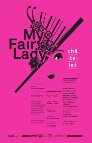 Robert Carsen, My Fair Lady - Châtelet 2010