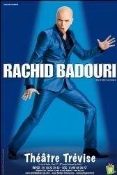 Affiche Rachid Badouri Trévise 2011