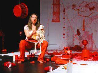 Rouge de Julie Andrée T.