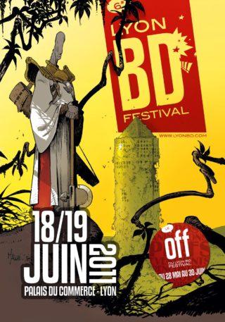 Lyon BD Festival 2011