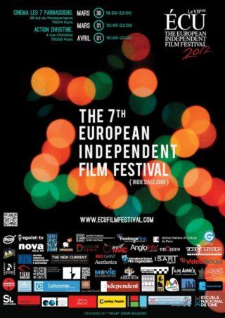 7ème édition ÉCU – Le Festival Européen du Film Indépendant