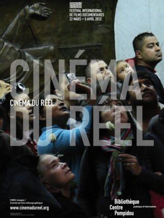 Affiche Festival Cinéma du réel 2012