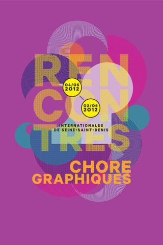 Les Rencontres chorégraphiques internationales de Seine Saint-Denis 2012
