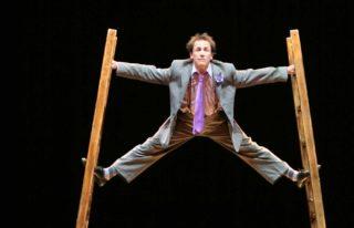 Jamie Adkins, Circus Incognitus
