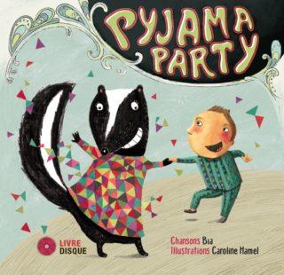 Pyjama party Ete