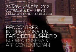 Rencontres RIPBM 2012