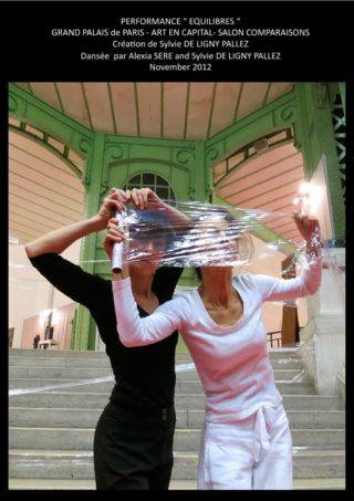 Sylvie de Ligny Pallez, Equilibres