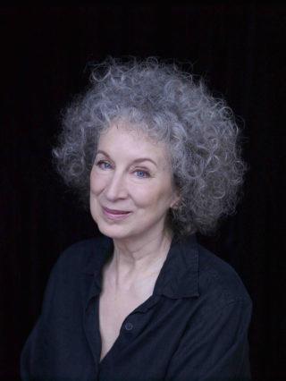 Margaret Atwood, copyright © George Whiteside