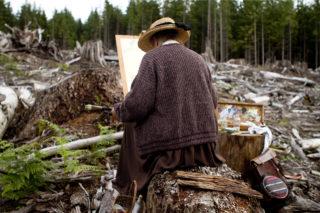 Bone Wind Fire de Jill Sharpe, 2011 © ONF