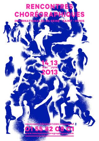 Rencontres Chorégraphiques Internationales de Seine-Saint-Denis 2013