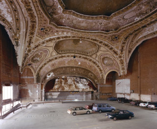 Stan Douglas, Michigan Theater 1999