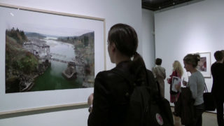 Vidéo de l'exposition Stan Douglas au CCC