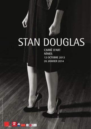 Affiche Stan Douglas Nîmes 2013