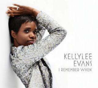 KellyLee Evans - I Remember When cover