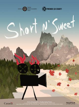 Affiche Short & Sweet générique