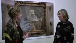 Vidéo sur l'exposition de Angela Grauerholz - durée 13:37 - © Vincent Royer, OpenUp Studio / Centre culturel canadien