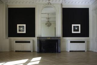 Vue de l'exposition Dianne Bos, The Sleeping Green