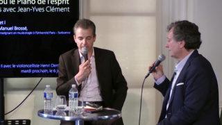 Vidéo Glenn Gould - Jean-Yves Clément - partie 1
