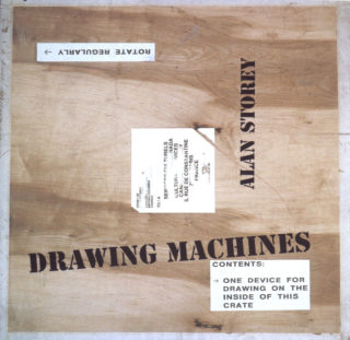Alan Storey - Drawing Machines