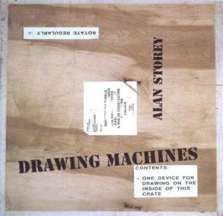 Alan Storey - Drawing Machines