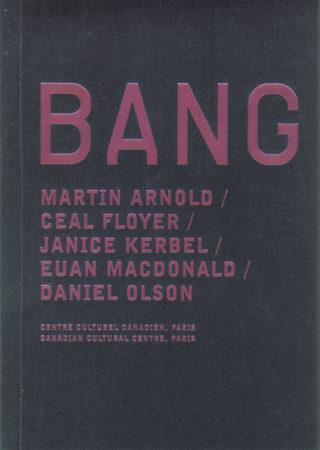 BANG - Paul Ardenne