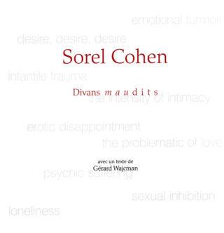 Divans maudits - Sorel Cohen