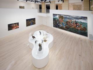 Kent Monkman - vue d'expo