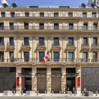 Centre culturel canadien - Ambassade Canada