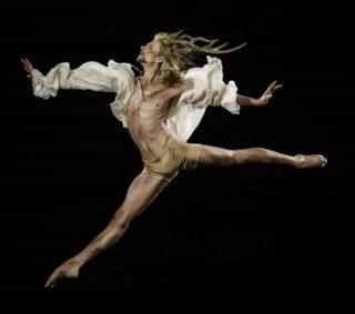 Actéon, Opera Atelier Toronto crédit :Bruce Zinger