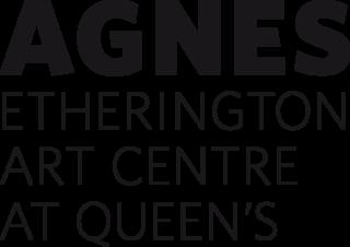 Logo Agnes Etherington Art Centre at Queen's