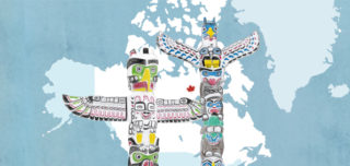 Baïka Magazine - Atelier Totems du Canada