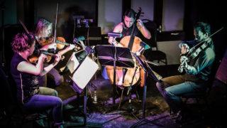 The Iron Wood Quartet