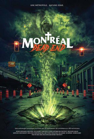affiche Montréal Dead End