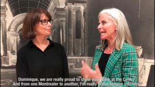 Isabelle Hudon - Dominique Blain - vidéo