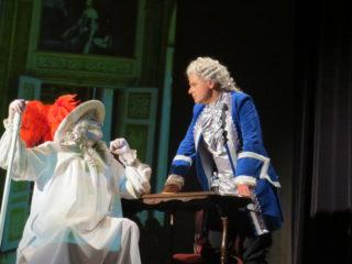 Louis XV et son grand-père 2°acte - Photo : droits réservés
