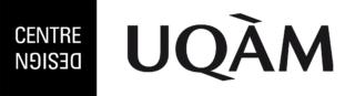 Logo Centre Design UQAM