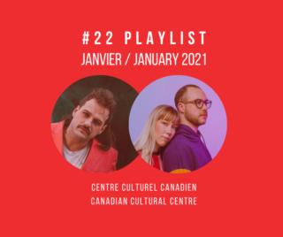 PLAYLIST FACEBOOK JANVIER 2020