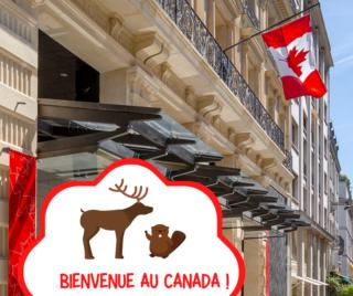 Carnet de jeux - Bienvenue au Canada !