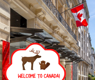 Playbook - Welcome to Canada!