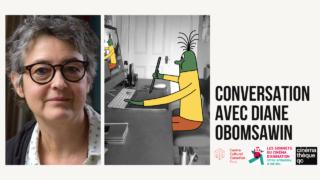 Diane Obomsawin - Visuel - Rencontre