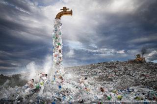 TurnOffThePlasticTap-VonWong-Plastic Landfill