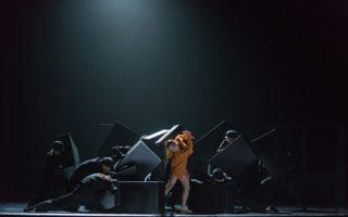 Les Grands Ballets Canadiens de Montréal - La Jeune Fille et la Mort