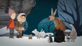 Neige / Atelier Contes et jeux inuits