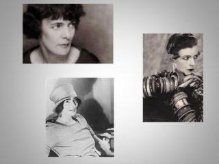 """""""'Paris became Paris':  Dramatizing autobiographical accounts between the wars: H.D., Mina Loy, Nancy Cunard."""""""