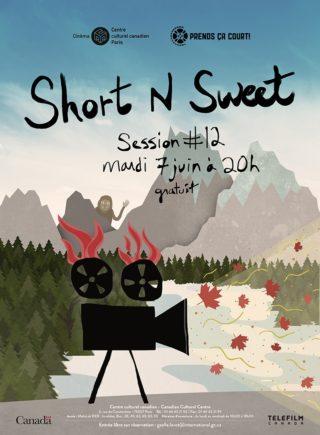 Short & Sweet - Session 12 - Spécial Festival de Cannes