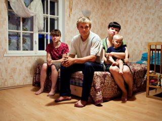 « The Russians » - Adad Hannah